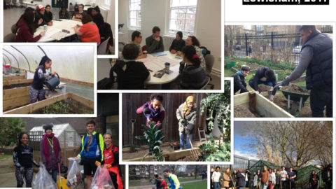 Student Volunteering Week 2017