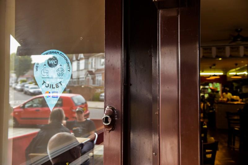 Cafe-lokum-window-sticker