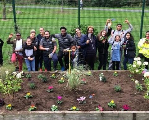 Young People's Volunteering Day – Autumn 2017