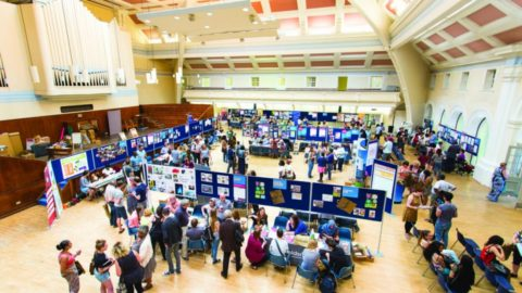 Goldsmiths Volunteering Fair 2017