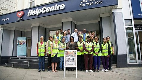 Business Giving Story: Catford Supermarkets & UKCG Soup Kitchen