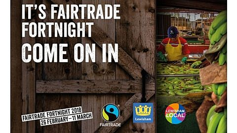 Fairtrade Fortnight 2018 in Lewisham | Come On In!