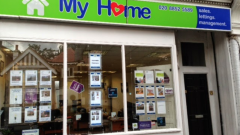 Business Giving Story: MyHome & Homelessness