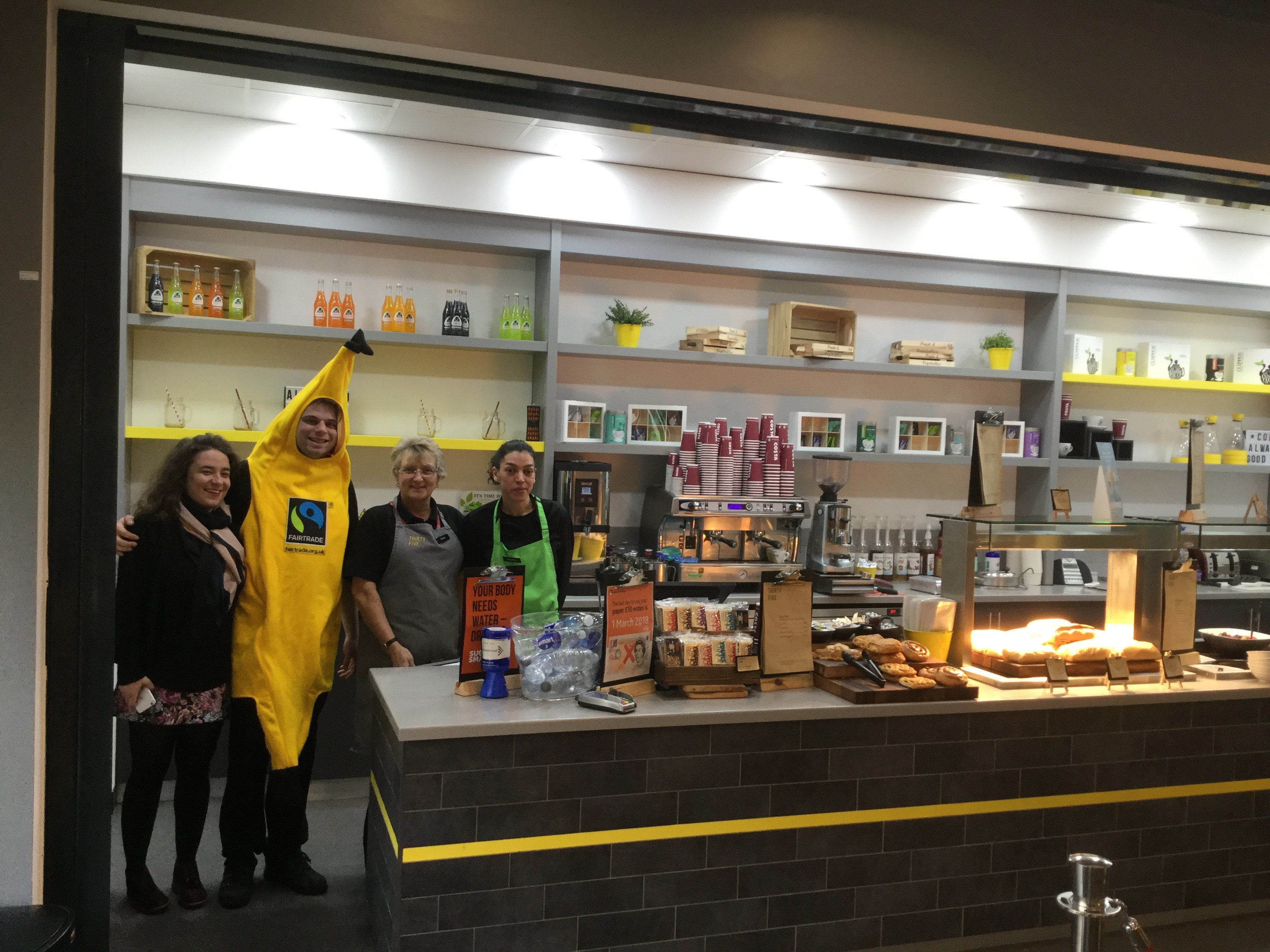 Fairtrade Fortnight 2018 In Lewisham Come On In