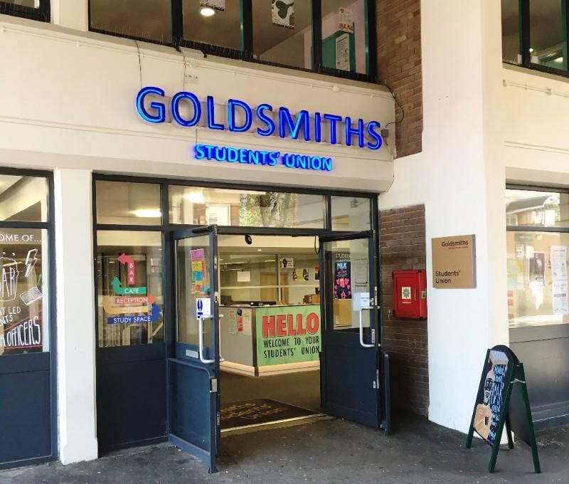 Goldsmiths-SU-Front