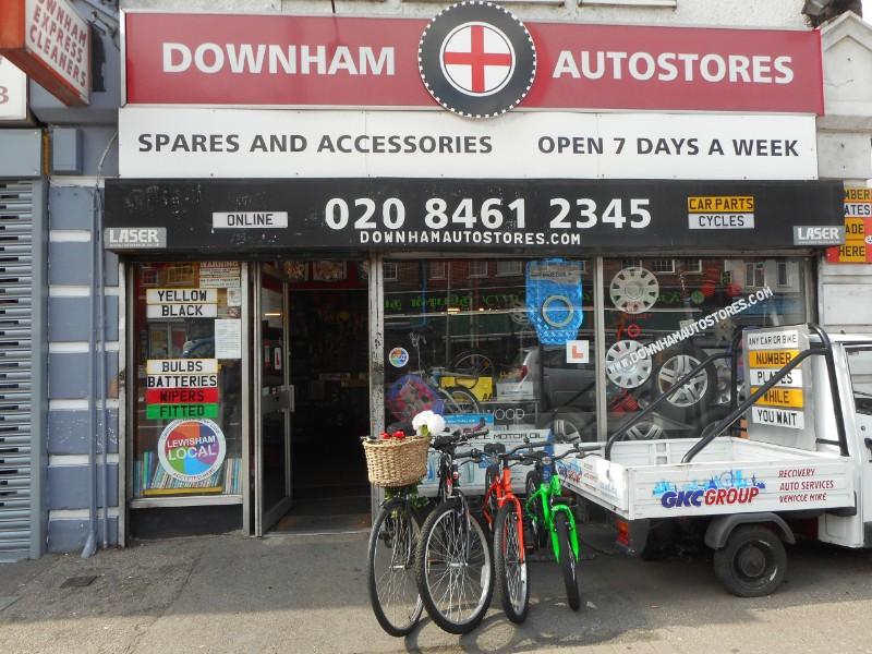 Downham-Autostores
