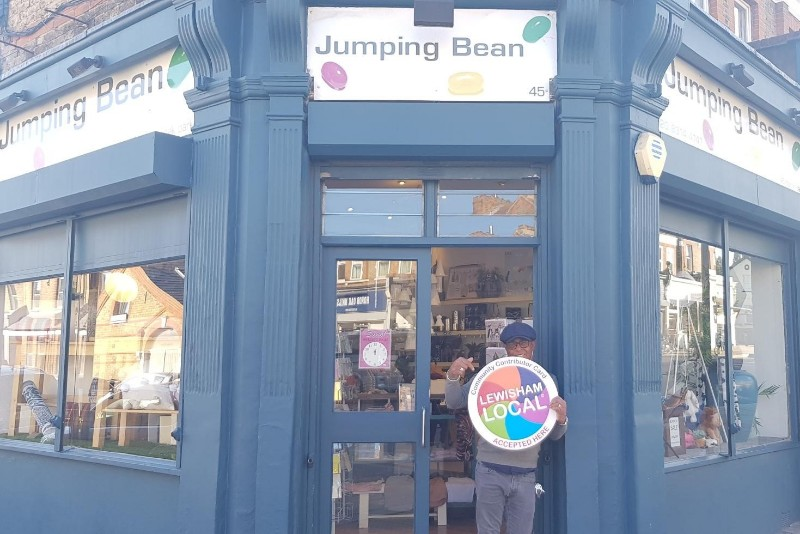 Jumping-Bean