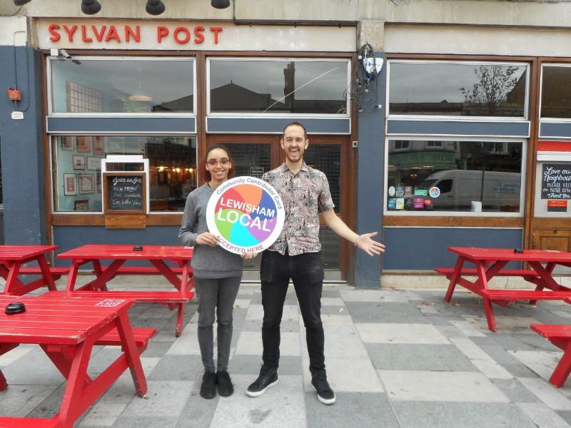 Sylvan-Post
