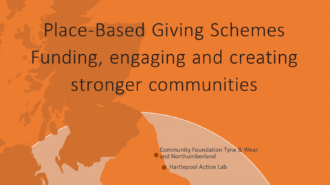 Lewisham Case Study: Place Based Giving Schemes Report