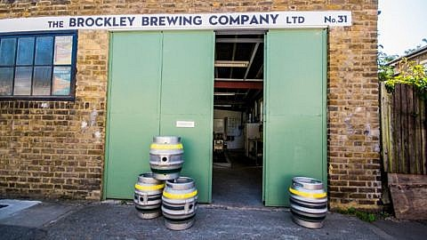 Brockley Brewery: Local Vision