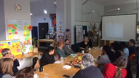 Social Media specialists train 12 Lewisham charities