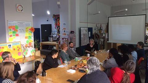 Social Media specialists train 12 Lewisham charities