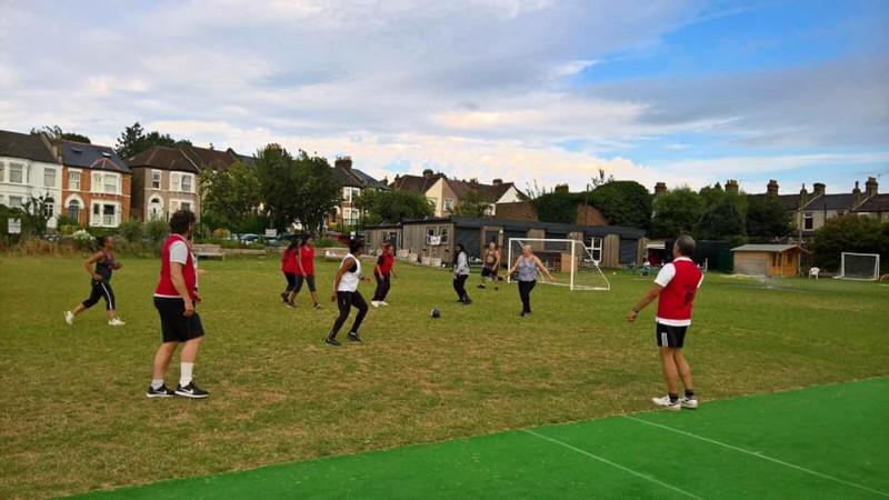 Abbotshall-outside-exercise