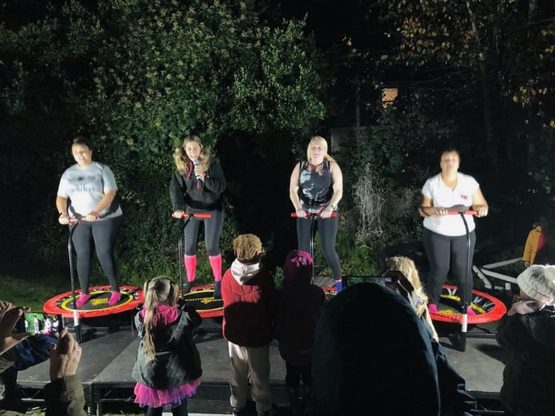 Abbotshall-trampoline-fitness