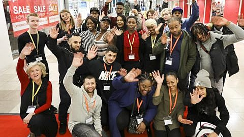 Young Londoners graduate from employment scheme – Circle Collective