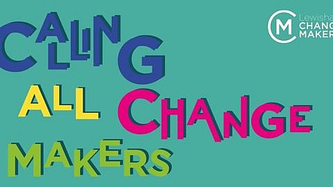 Lewisham Changemakers Launched!