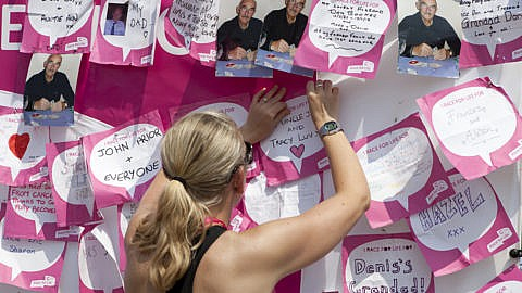Time To Join The Race For Life In Blackheath