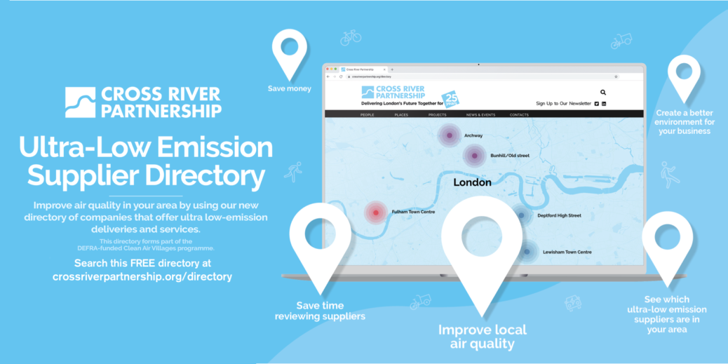 Launch of new Ultra Low Emission Supplier Directory | Lewisham Local