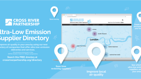 Launch of new Ultra Low Emission Supplier Directory