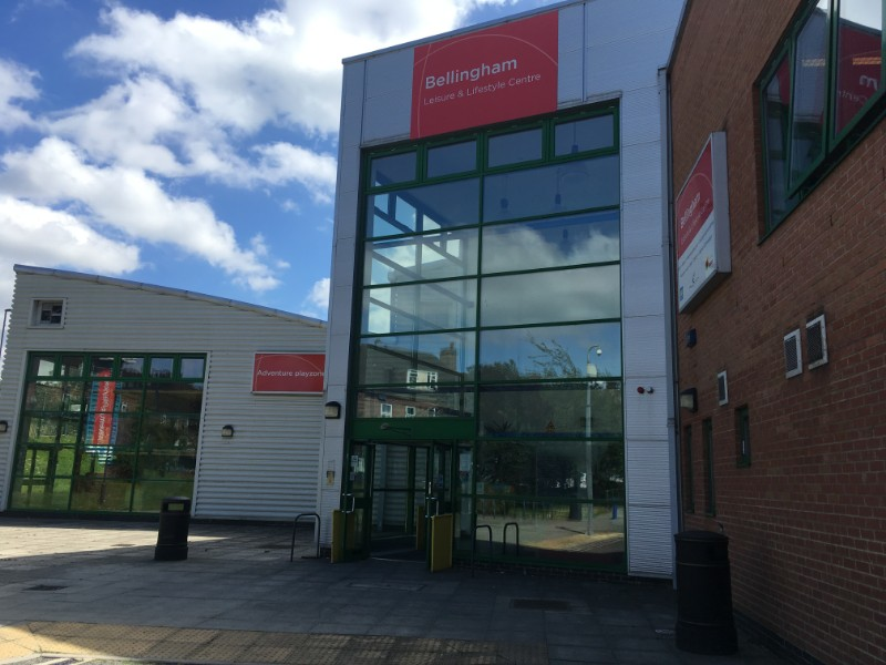 Bellingham-Leisure-Centre