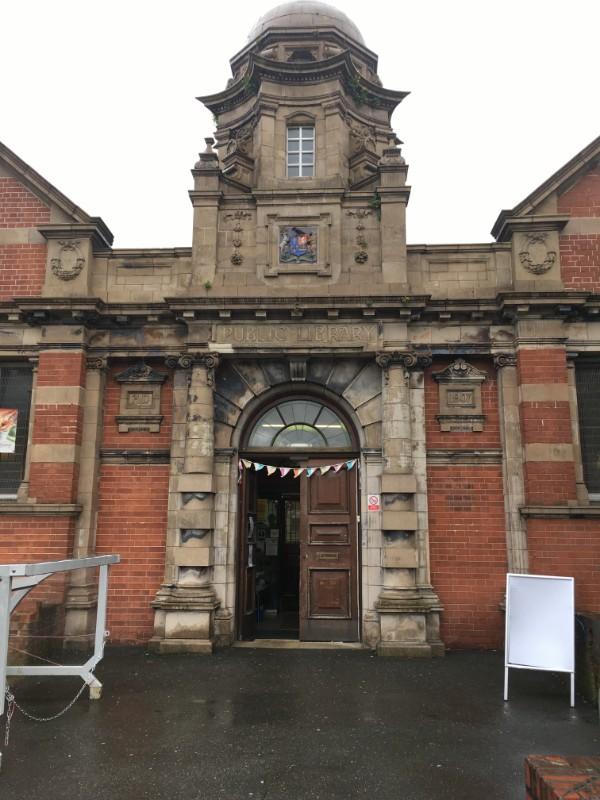 Corbett-community-library