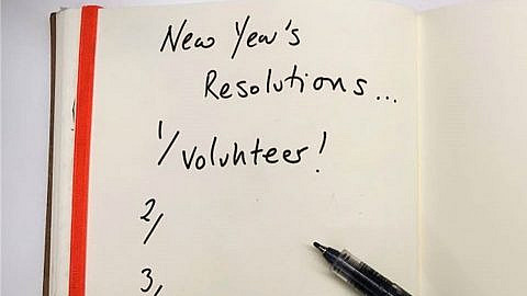 Volunteer for a New You!
