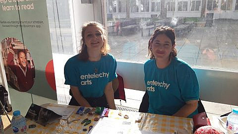 Micro-Volunteering for Arts and Culture at the Goldsmiths Fair