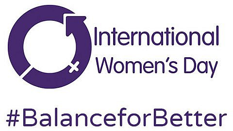 International Women's Day – 6 March