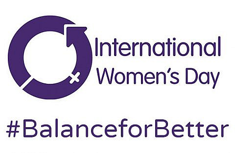 International Women's Day – 6 March