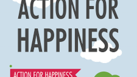 Action For Happiness – Joyful June
