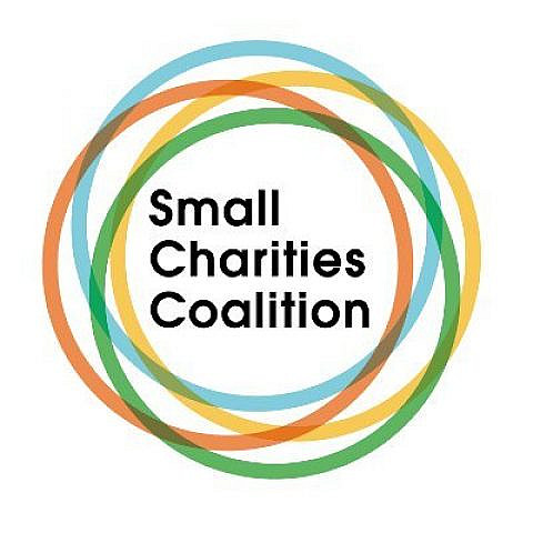 Monthly updates from Small Charities Coalition