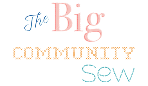 The Big Community Sew