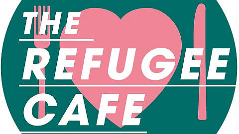 Volunteer with Refugee Café