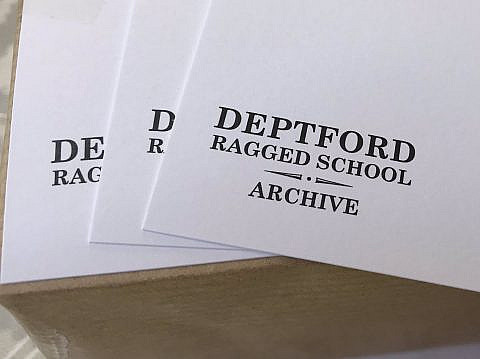 The Deptford Ragged School Archive