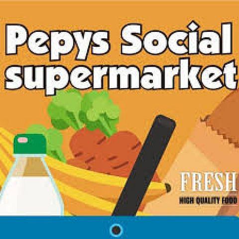 Pepys Social Supermarket Evaluation