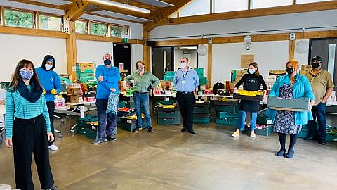 The Lewisham Food Hub