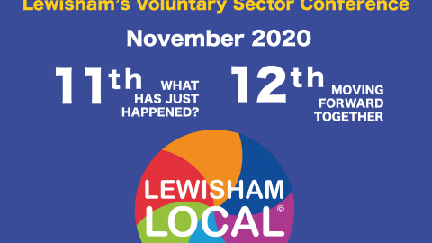 Lewisham Voluntary Sector Conference Programme