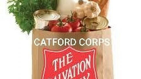 Salvation Army Catford – Employment Support
