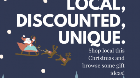 Local, discounted, original. Gift ideas for the whole family.