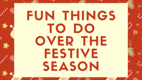 Fun things to do over the festive season
