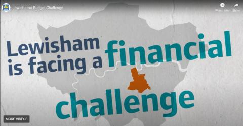Lewisham Council to Cut Budgets