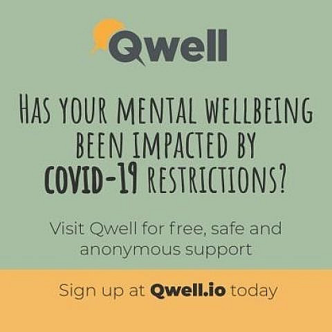 Qwell – Free Online Counselling and Emotional Wellbeing Service for Adults in Lewisham