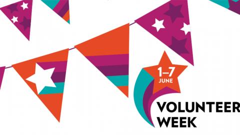 Volunteers Week 1-7 June 2021