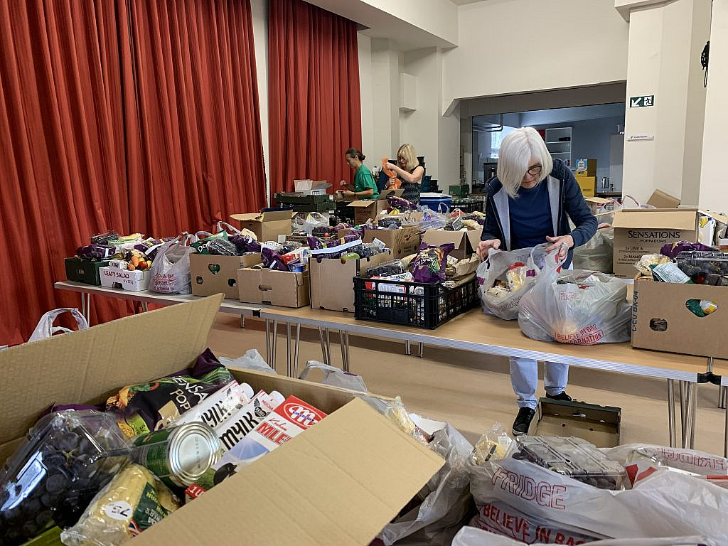 Lewisham food projects need more volunteers to keep meeting high demand