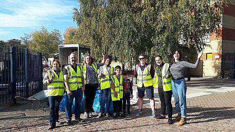 CleanupUK launch new community-based anti-litter volunteering programme in Lewisham