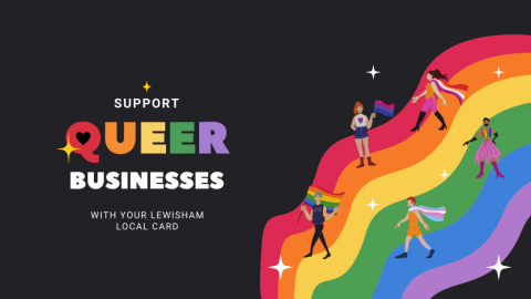 LGBTQ+ Businesses to Support in Lewisham