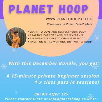 Planet Hoop December Offer